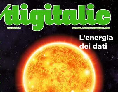 Cover Digitalic Magazine /07-08/2019 _n.86