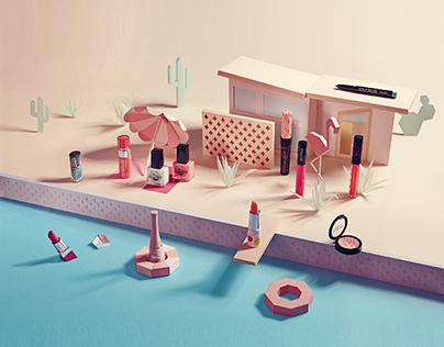 Paper Set Design