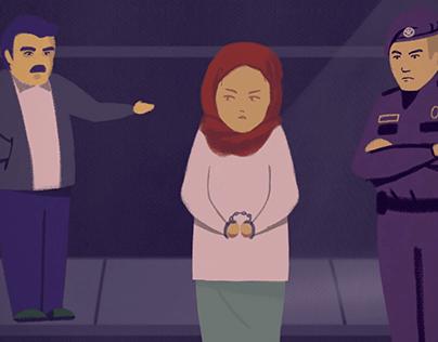 Amnesty International UK - Jordan - Women HR Violations