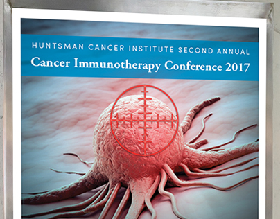 Conference Branding, Huntsman Cancer Institute