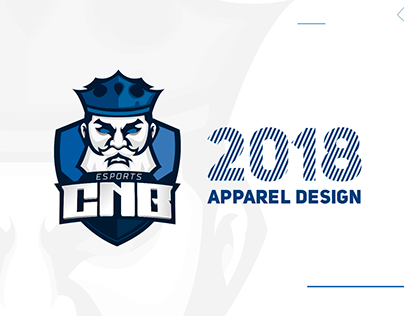 CNB e-Sports Club Apparel Design 2018