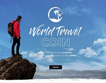 World Travel Coin — Landing ICO