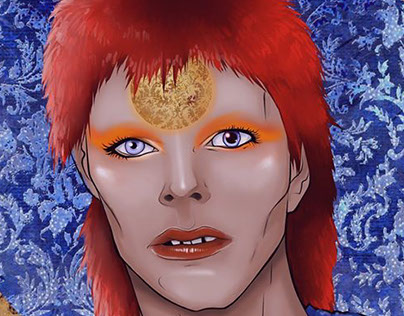 SAINT IGGY A David Bowie Tribute