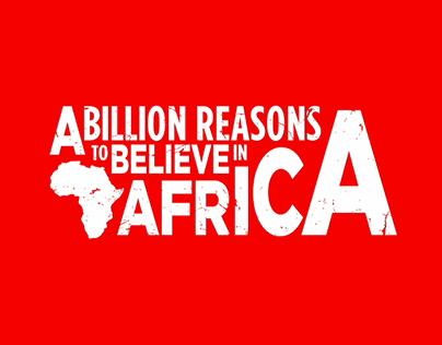 A bIllion reasons to believe in Africa