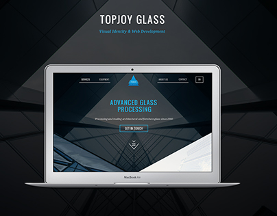 TopJoy Glass - Advanced glass processing
