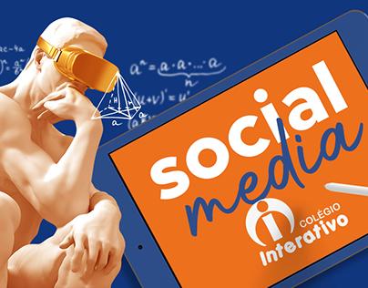 Social media - Colégio Interativo