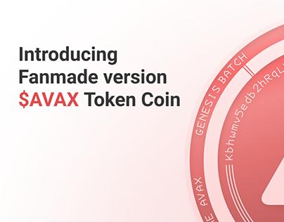 Crypto Token Design - Avalanche/AVAX