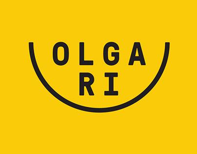 Olga Ri Brand Identity