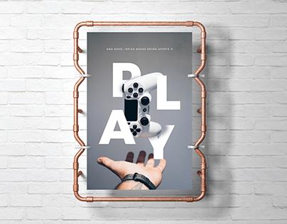 Poster | Aperte o Play
