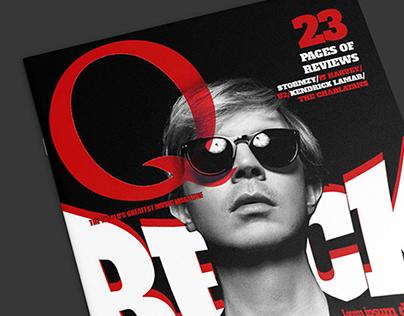 Q Magazine-Redesign