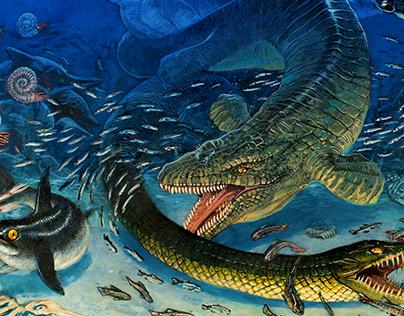 Teeming With Life: Cretaceous Alberta