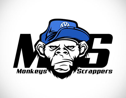 Logo Monkey Scrappers
