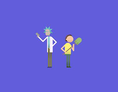 Rick & Morty GIF