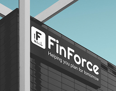 Branding & Identity Project - FinForce