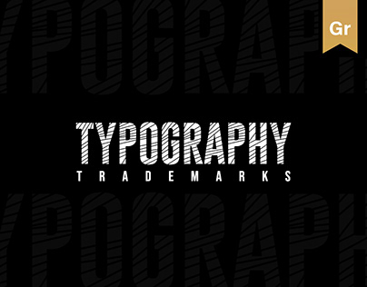 Typography-Trademarks