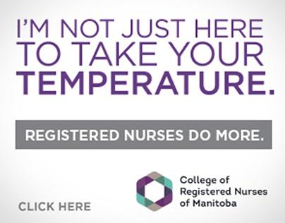 College of Registered Nurses - McKim Communications