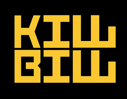 Создание логотипа к фильму «Убить Билла»