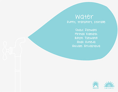 """PROJECT WATER"" for Urban Slum Communities in Bangalore"