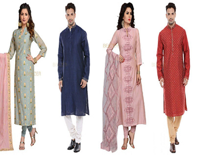 Benzer World's Traditional Wear