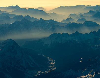 patterns of the alps