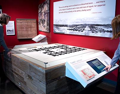 The Topaz Museum