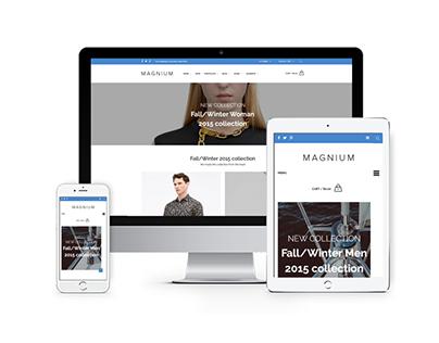Magnium – Multi-Purpose Premium Responsive Prestashop T