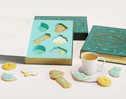 The Mythical Biscuit collection