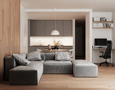 FORma | Two room apartment | 84 m²