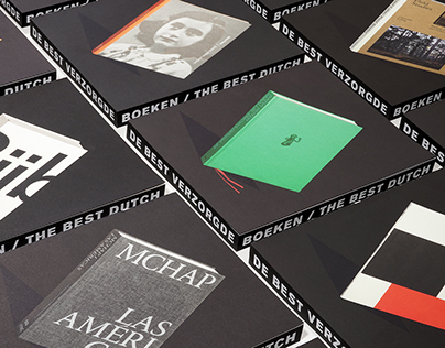 Catalogue The Best Dutch Book Designs