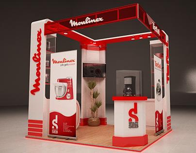 SEB Sales Booth