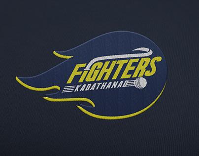 Fighters Identity design