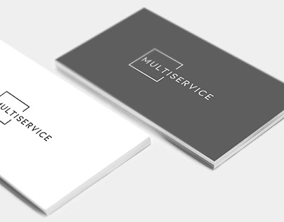 Logo With business Card Branding
