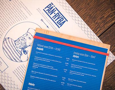Pán Ryba | Fish grill & market
