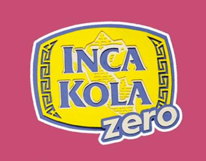 Inca Kola #YoSoyZero