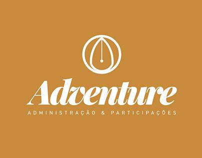 Branding - Adventure Administração & Participações