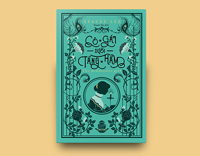 Typo book cover .