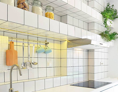 a 50's kitchen renovation 2016