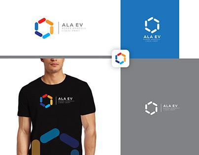 ALA EV Logo Design