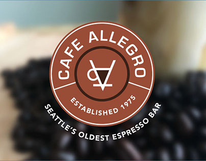 Cafe Allegro Redesign – Portfolio Piece