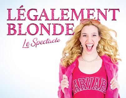 Affiche - Légalement Blonde