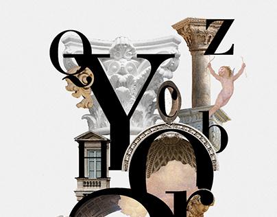 Bodoni • type poster