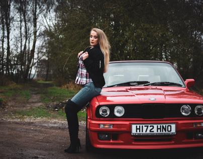 BMW E30 Shoot