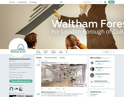 Community Library - Marlow Road - Waltham Forest 360VT
