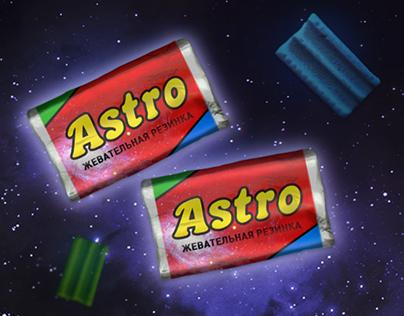 35 звездолётов и вымышленная жвачка