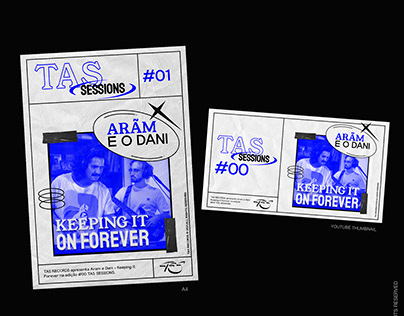 TAS SESSIONS | Posters