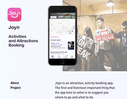 Joyn App / Hung Tran