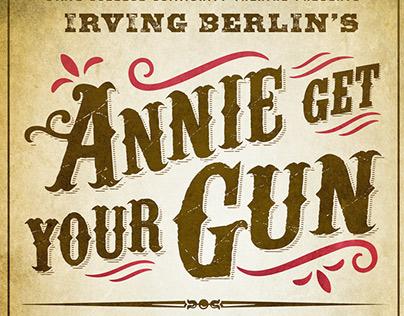 Annie Get Your Gun Show