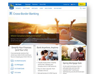 RBC Bank Crossborder