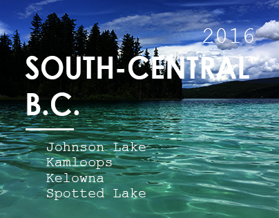 BC's Cottage Country