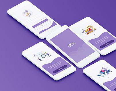 Mandeeb Mobile App